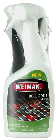 Weiman BBQ Grill Cleaner with Cleaning Pad 710ML -$21.95 (Usual Price)