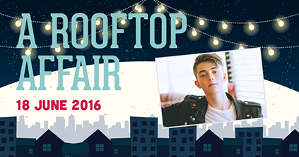 myVillage Rooftop Concert 2015_Poster A1 - 1